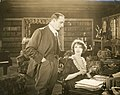 """A scene from """"The Avalanche"""" which played at the Strand Theater (SAYRE 13036).jpg"""