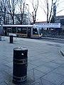 A train passing at Smithfield Station - panoramio.jpg