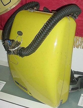 Siebe Gorman - Siebe Gorman Aerorlox oxygen rebreather