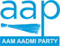 Aam Aadmi Party (AAP) Logo New.png