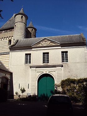 image illustrative de l'article Abbaye Saint-Paul de Wisques