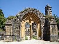 Abbaye d'Orval - Ruins 1.jpg