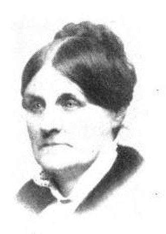 Amos Bronson Alcott - Abby May Alcott in her later years