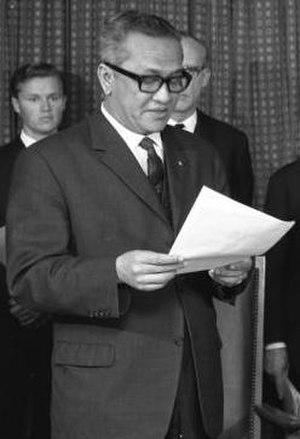 Abdul Hamid bin Haji Jumat - Abdul Hamid in 1965