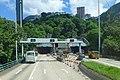 Aberdeen Tunnel Happy Valley Entrance 2015.jpg
