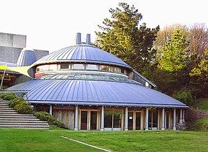 Aberystwyth Arts Centre - Image: Aberystwyth University Studio