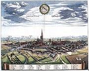 Absolute Strasbourg 1644 Merian 01