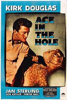 <i>Ace in the Hole</i> (1951 film) 1951 film