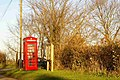 Achurch telephone box - geograph.org.uk - 320170.jpg
