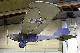 Adaridi AD 3 experimental aircraft by Boris Adaridin