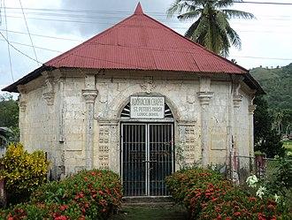Loboc Church - Image: Adoration Chapel St. Peter Parish Loboc, Bohol