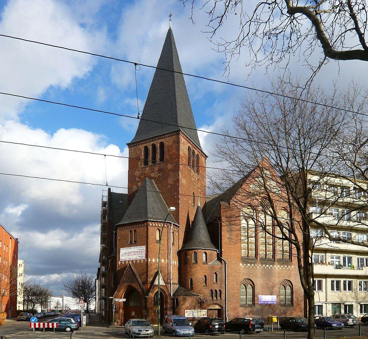 adventkirche berlin wikipedia. Black Bedroom Furniture Sets. Home Design Ideas