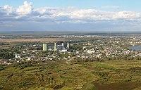 Aerial view of Volodarsk, 2011.jpg