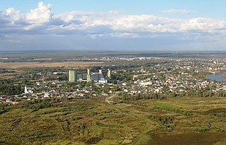 Volodarsk, Russia Town in Nizhny Novgorod Oblast, Russia