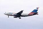Aeroflot Airbus A310-308(ET) (F-OGQT-622) (24775884561).jpg