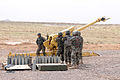Afghan National Army soldiers with the 205th Corps fire a D30 122 mm towed howitzer during training at Forward Operating Base Wolverine in Zabul province, Afghanistan, April 6, 2013 130406-A-VM825-162.jpg