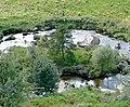 Afon Irfon north-west of Abergwesyn, Powys - geograph.org.uk - 1507339.jpg