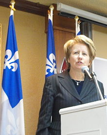 Image illustrative de l'article Agnès Maltais