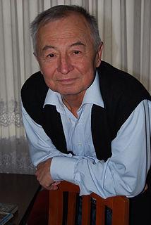 Ahmad Azam Uzbek writer, journalist and critic