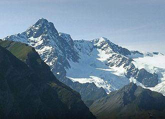 Aiguille des Glaciers - Image: Aigdesglaciers