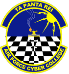 Air Force Cyber College emblem.png