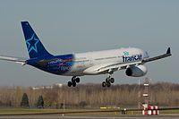 C-GTSI - A332 - Air Transat