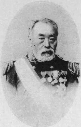 Sasebo Naval District - Image: Akamatsu Noriyoshi