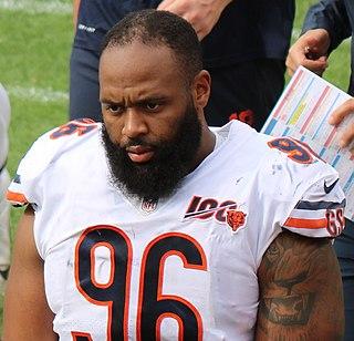 Akiem Hicks American football defensive tackle