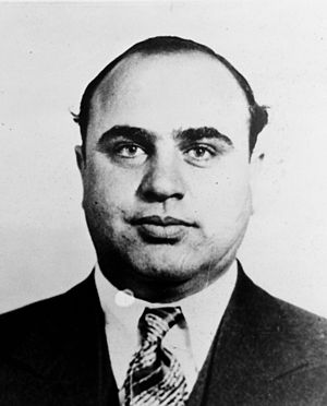 Chicago Outfit - Image: Al Caponemugshot CPD 2