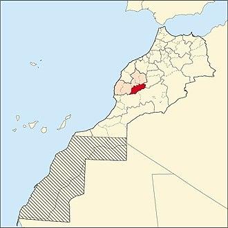 Al Haouz Province - Image: Al Haouz