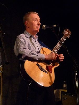 Al Stewart - Stewart performing in Santa Monica, California on 13 February 2010
