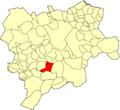 Albacete Ayna Mapa municipal.png