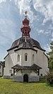 Albeck Sirnitz Kirchplatz 1 Friedhof Karner O-Ansicht 13092021 1400.jpg