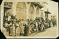 Aleppo Jan 1920 Armenian refugees at the American relief eye hospital by University of Michigan Expedition, George R. Swain, Ann Arbor, Michigan.jpg