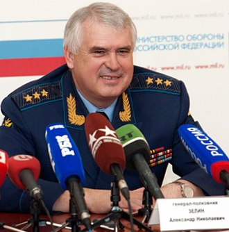 Commander-in-Chief of the Russian Air Force - Image: Alexander Zelin