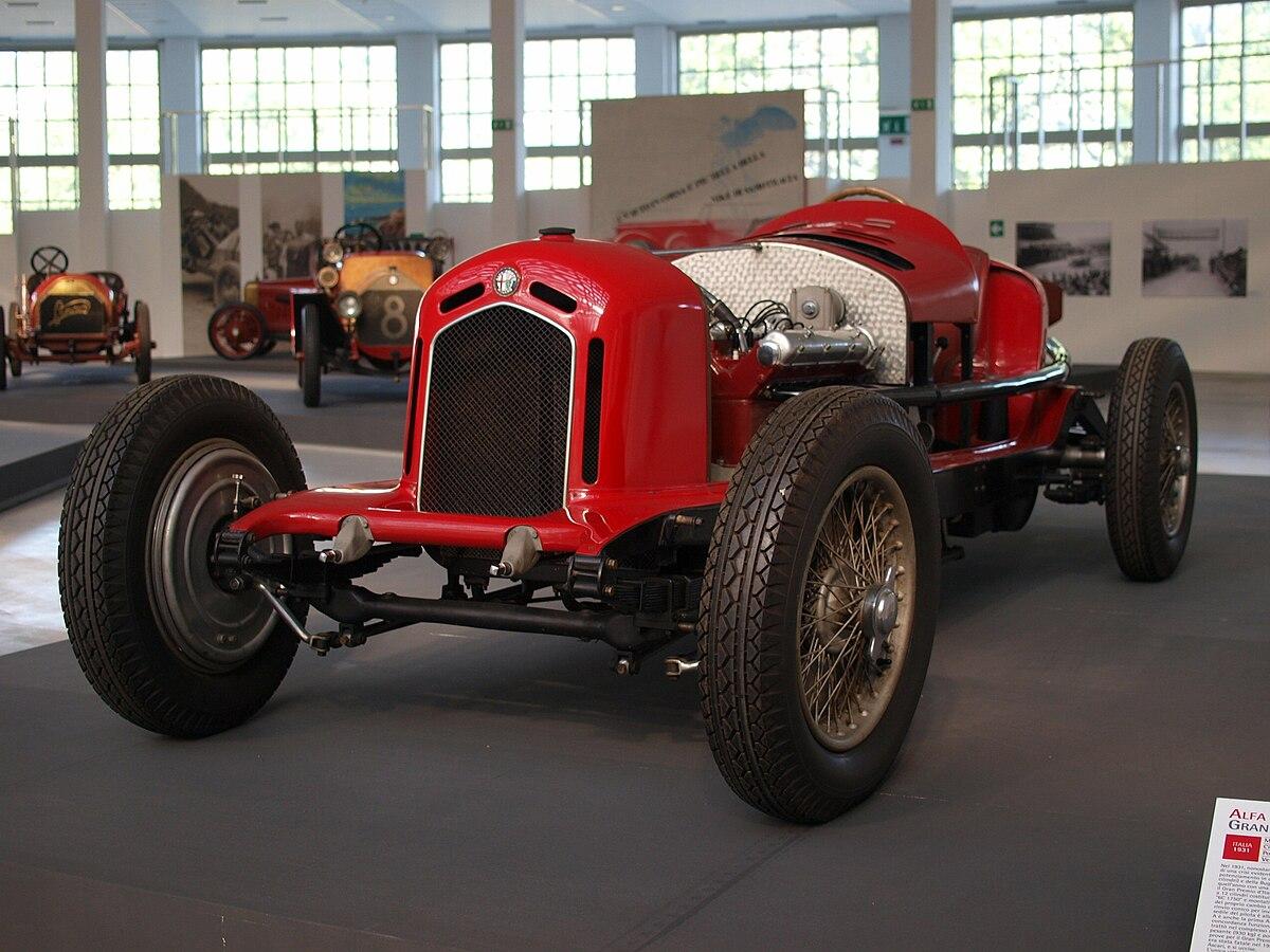 Px Alfa Romeo Gran Premio Tipo A