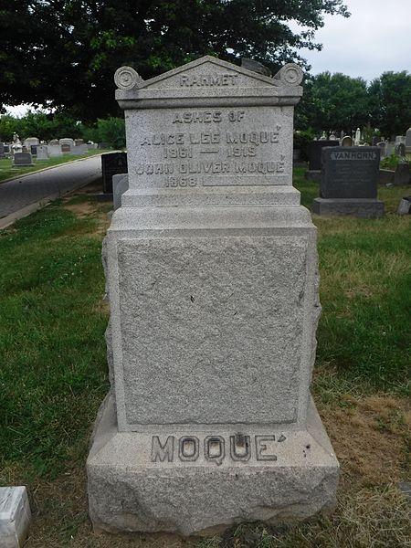 File:Alice Lee Moqué gravestone DSCF1597.jpg
