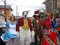 Alice and Her Wonderland Peeps at New Orleans Mardi Gras.jpg