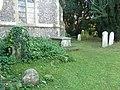 All Saints', Lewes, churchyard (VIII) - geograph.org.uk - 2706315.jpg