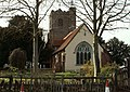 All Saints, the parish church of Theydon Garnon - geograph.org.uk - 726178.jpg