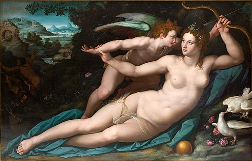Allori Venus Cupido