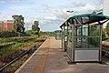 Along platform 4, Wrexham General railway station (geograph 4024757).jpg