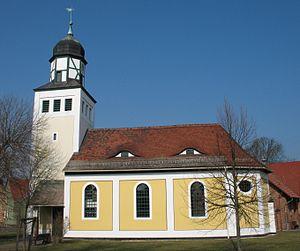 Linthe - Church in Alt Bork