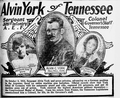 Alvin York in the St Mary Banner April 10 1920.png