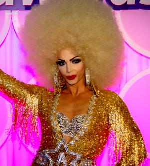 Alyssa Edwards - Alyssa Edwards in April 2017 during DragCon at the Los Angeles Convention Center