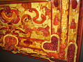 Amber frame with florentine mosaic Taste (modern reconstruction) 01 detail.JPG