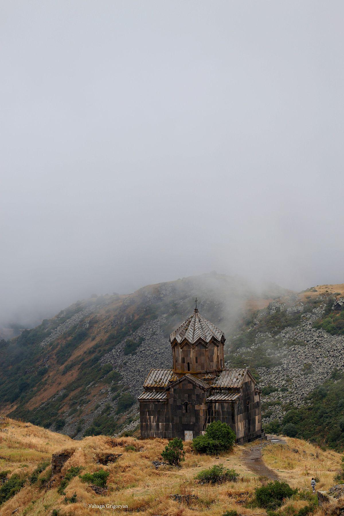 Vahramashen Church Wikipedia