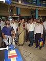 Ambika Soni Visiting Dynamotion Hall - Science City - Kolkata 2006-07-04 04800.JPG