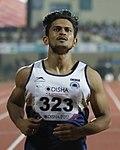 Amiya Kumar Mallick Of India In Action.jpg
