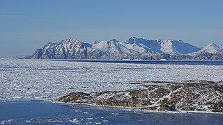 island in Greenland